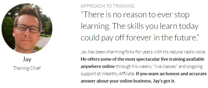 Live Training Every Friday