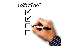 25 Things To Try Checklist
