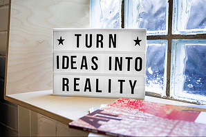 Ideas That Turn Into Creations
